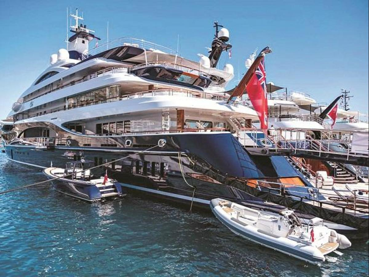 The Most Expensive Super yachts