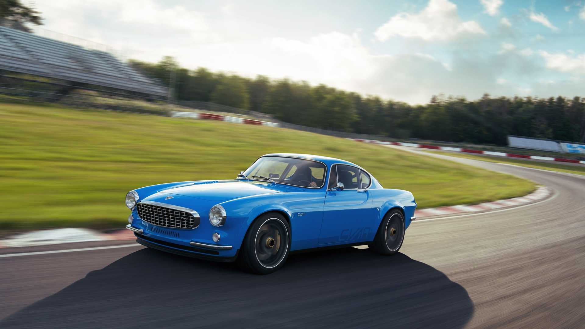 Cyan Racing Restores 55-year-old Volvo to a Modern Masterpiece
