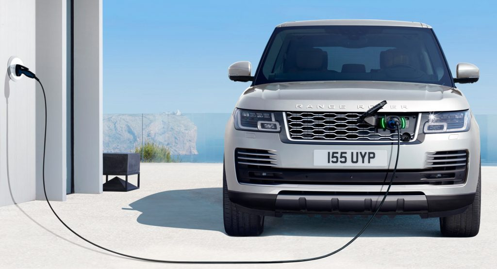 Jaguar Land Rover To Go Electric by 2025