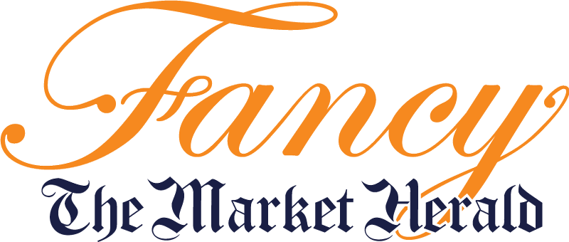 Logo for The Market Herald Fancy