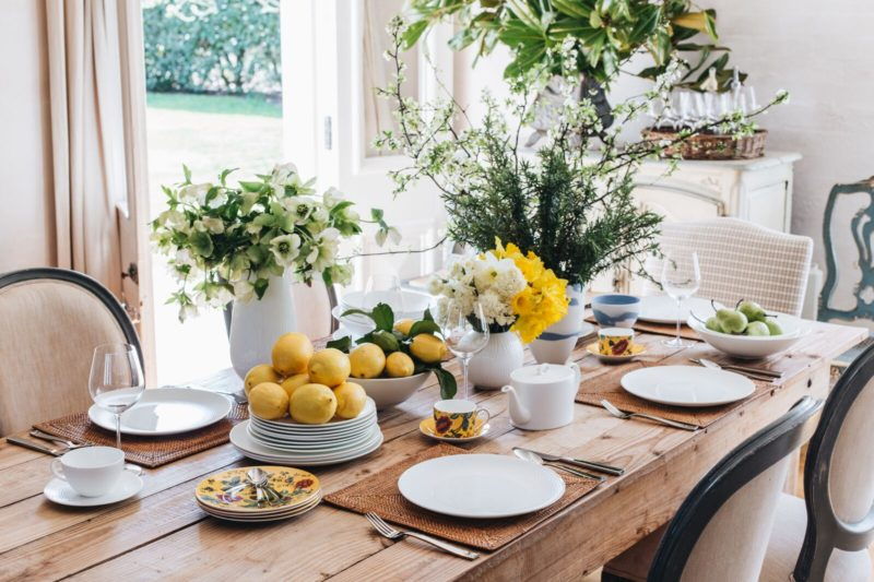 The Wedgwood Edition: Fine Dinner Sets You Want on Your Table