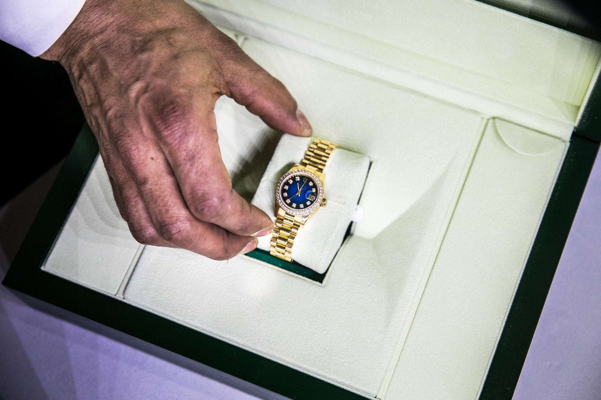 Rolex Timepieces Are a Hit with Young Watch Buyers