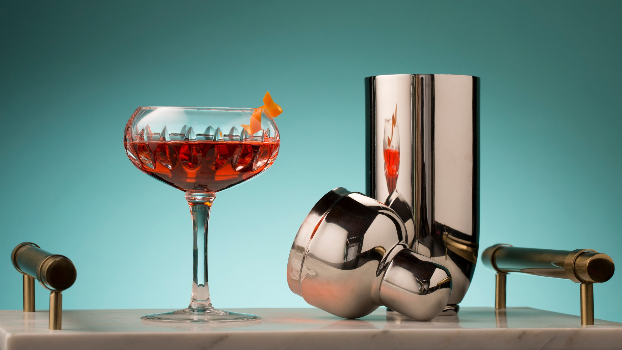 Update the Look of Your At-Home Bar With These Crystal Glasses