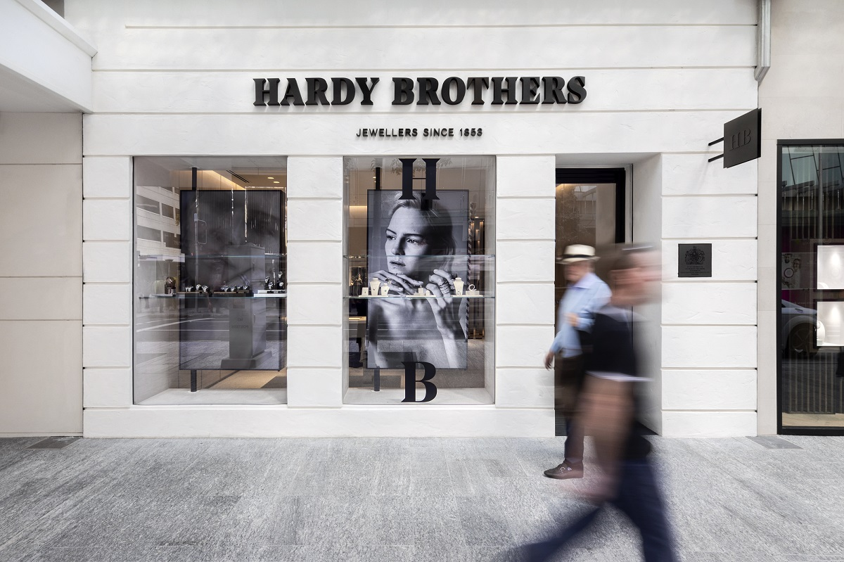 Hardy Brothers Sydney Flagship Opening Just in Time For Christmas