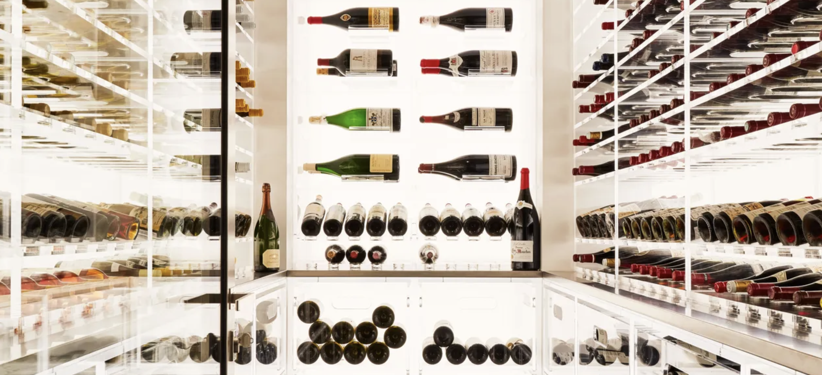 Stock Your Wine in Style With These Luxe Wine Cabinets