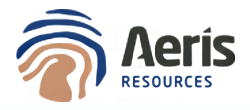 Aeris Resources Limited (AIS:ASX) logo