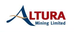 Altura Mining Limited (AJM:ASX) logo