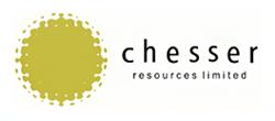 Chesser Resources Limited (CHZ:ASX) logo