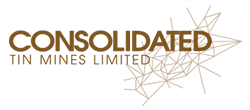 Consolidated Tin Mines Limited (CSD:ASX) logo