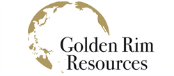 Golden Rim Resources Ltd (GMR:ASX) logo
