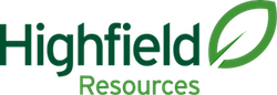 Highfield Resources Limited (HFR:ASX) logo