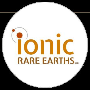Ionic Rare Earths Limited (IXR:ASX) logo