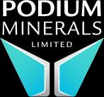 Podium Minerals Limited (POD:ASX) logo