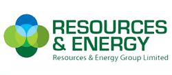 Resources & Energy Group Limited (REZ:ASX) logo