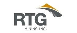 Rtg Mining Inc. (RTG:ASX) logo