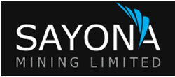 Sayona Mining Limited (SYA:ASX) logo