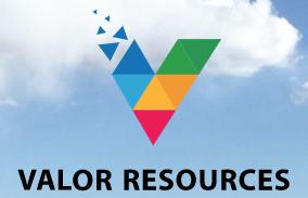 Valor Resources Limited (VAL:ASX) logo