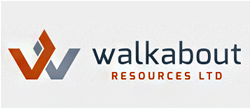 Walkabout Resources Ltd (WKT:ASX) logo