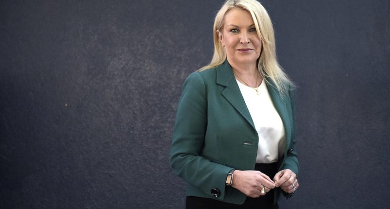 Elizabeth Gaines, CEO of Fortescue Metals Group
