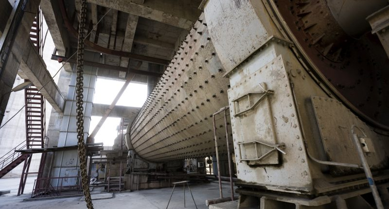 Theta forks out $550k for secondhand ball mill