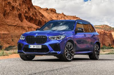 The BMW M6-Series X5: Is the Ultimate Driving Machine