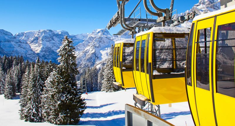 How to Spend the Christmas Holidays in Switzerland