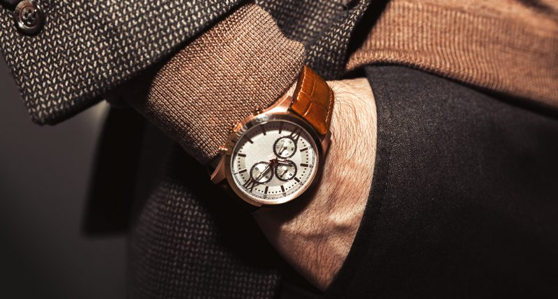 Men's Timeless  Watches – He'll Wear Over and Over Again