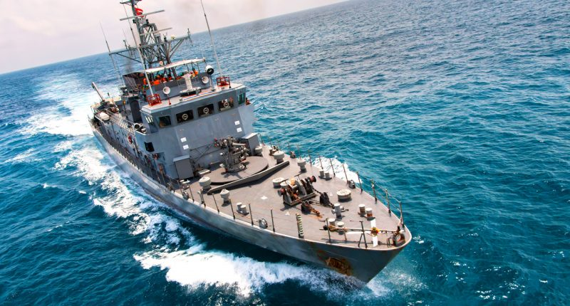 Austal delivers 5th Guardian Class Patrol Boat to Solomon Govt.