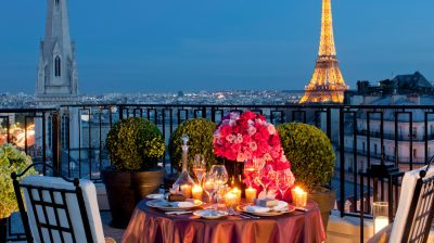 Parisian Delight: the Best Five-Star Hotels Near the Eiffel Tower