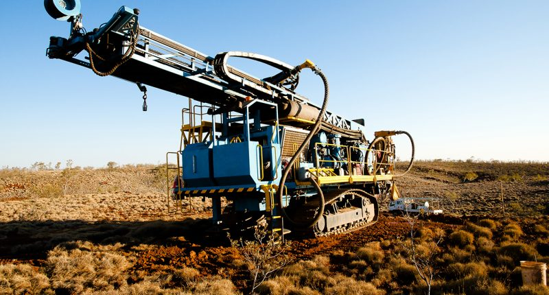 Drilling commences at Castlemaine Gold Project