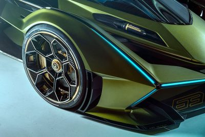 The Lamborghini V12 Vision Gran Turismo Has Been Announced