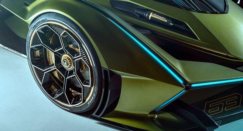The Lamborghini V12 Vision Gran Turismo Has Been Announced