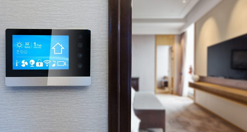 Quantify signs HoA with Blaq Projects for smart home devices
