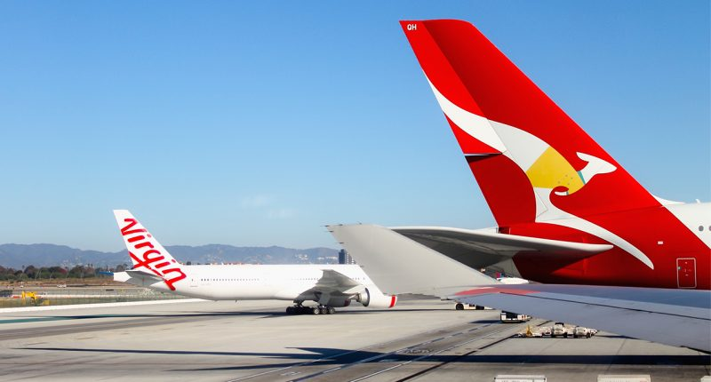 Qantas and Virgin under pressure to double-check for Boeing cracks