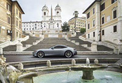 It's So Unique, Ferrari Have Named it After Italy's Capital City: Rome