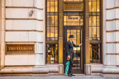 Tiffany & Co. Sells For  $23bn in Largest-Ever Luxury Goods Deal