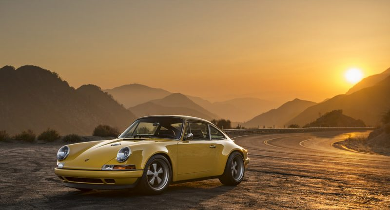 The is How Singer is Giving the Porsche 911 a Modern Look
