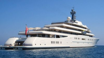 Roman Abramovich Spends $65 Million A Year To Maintain His Superyacht