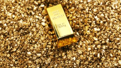 Gold: A precious metal rising to heights not seen since 2013
