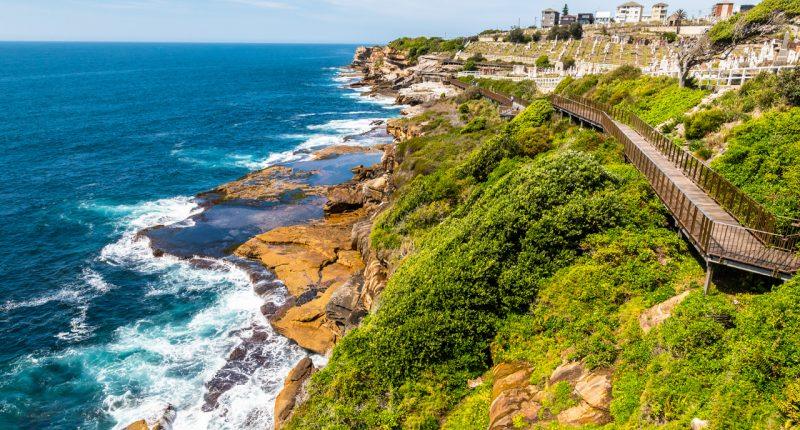 Hiking Trails In and Around Sydney