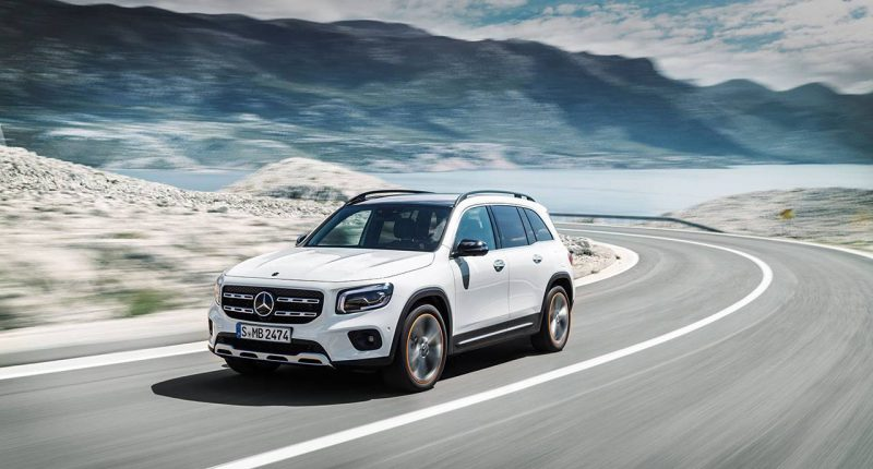 The 2020 Mercedes Benz GLB is the Perfect Seven-Seat SUV
