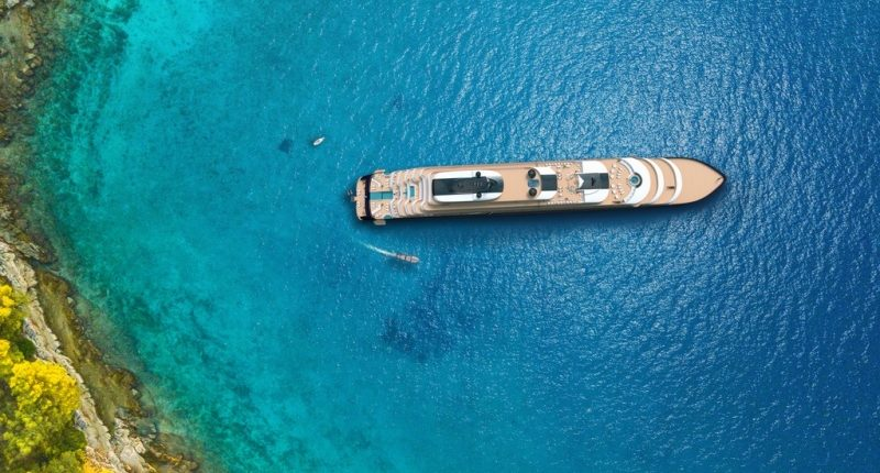 The Ritz-Carlton Yacht Collection Is Set to Debut in June 2020