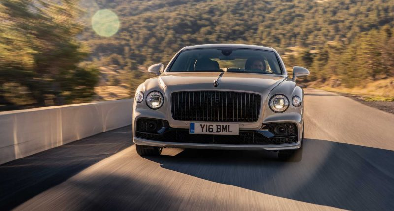 This is the Latest 2020 Bentley Flying Spur – And, it's Good