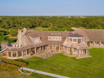 Inside Obama's Waterfront Estate in Martha's Vineyard