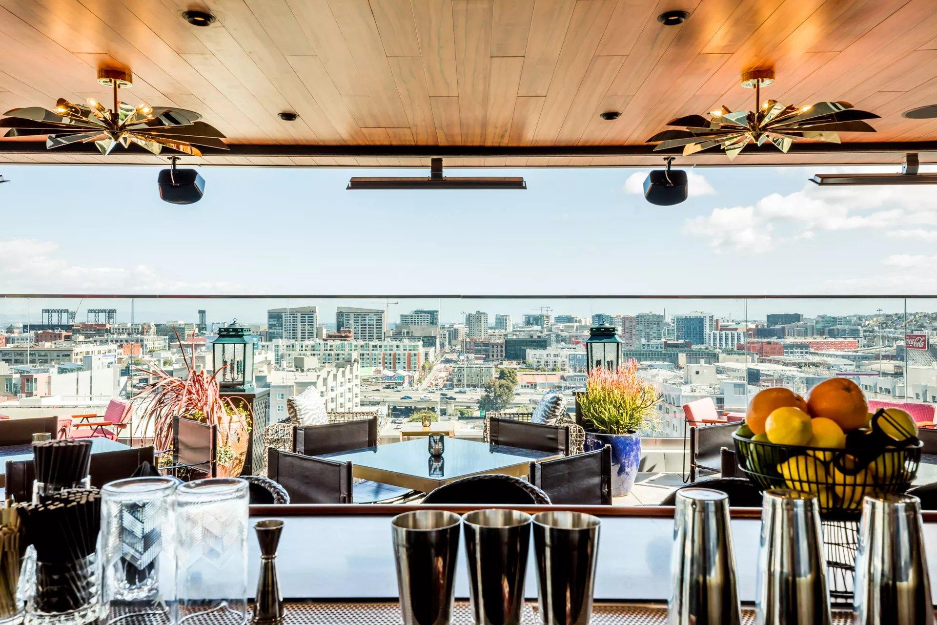 12 Best Rooftop Bars in San Francisco