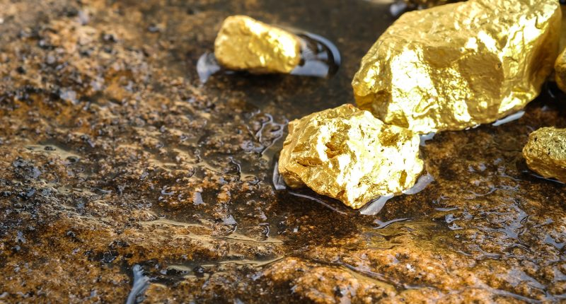 Golden Rim Resources (ASX:GMR) discovers new gold zone at Kouri project