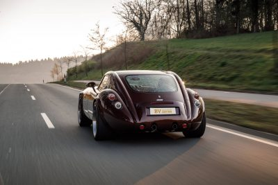 The Wiesmann GT MF4 Couple Moves Flawlessly