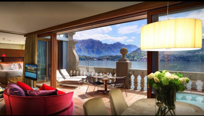 Top 5 Resorts to Visit in Lake Como