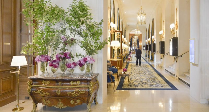 Step Inside the World of The Ritz in Paris