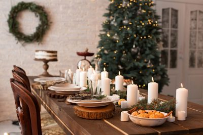 Style your Table with a Traditional Touch this Christmas
